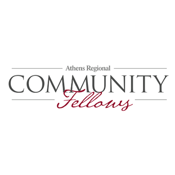 Athens Regional Community Fellows Logo