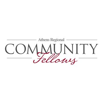 Athens Regional Community Fellows Logo