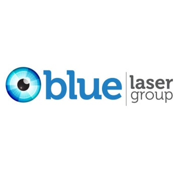 Blue Laser Group logo