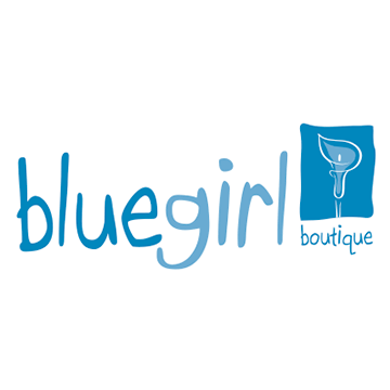 Blue Girl Boutique Logo