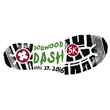 Dogwood Dash Logo
