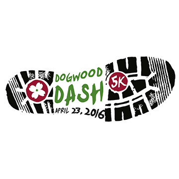 Dogwood Dash 5k logo