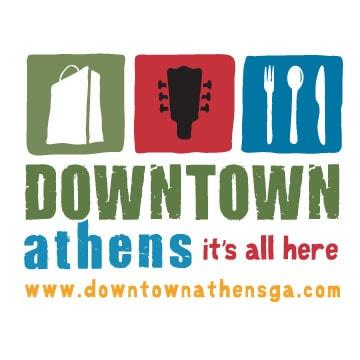 Downtown Athens Logo
