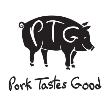 Pork Tastes Good Logo