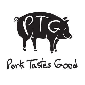 Pork Tastes Good Logo