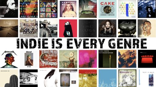 Indie is every genre