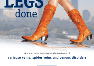 Vein Innovations Get Your Legs Done