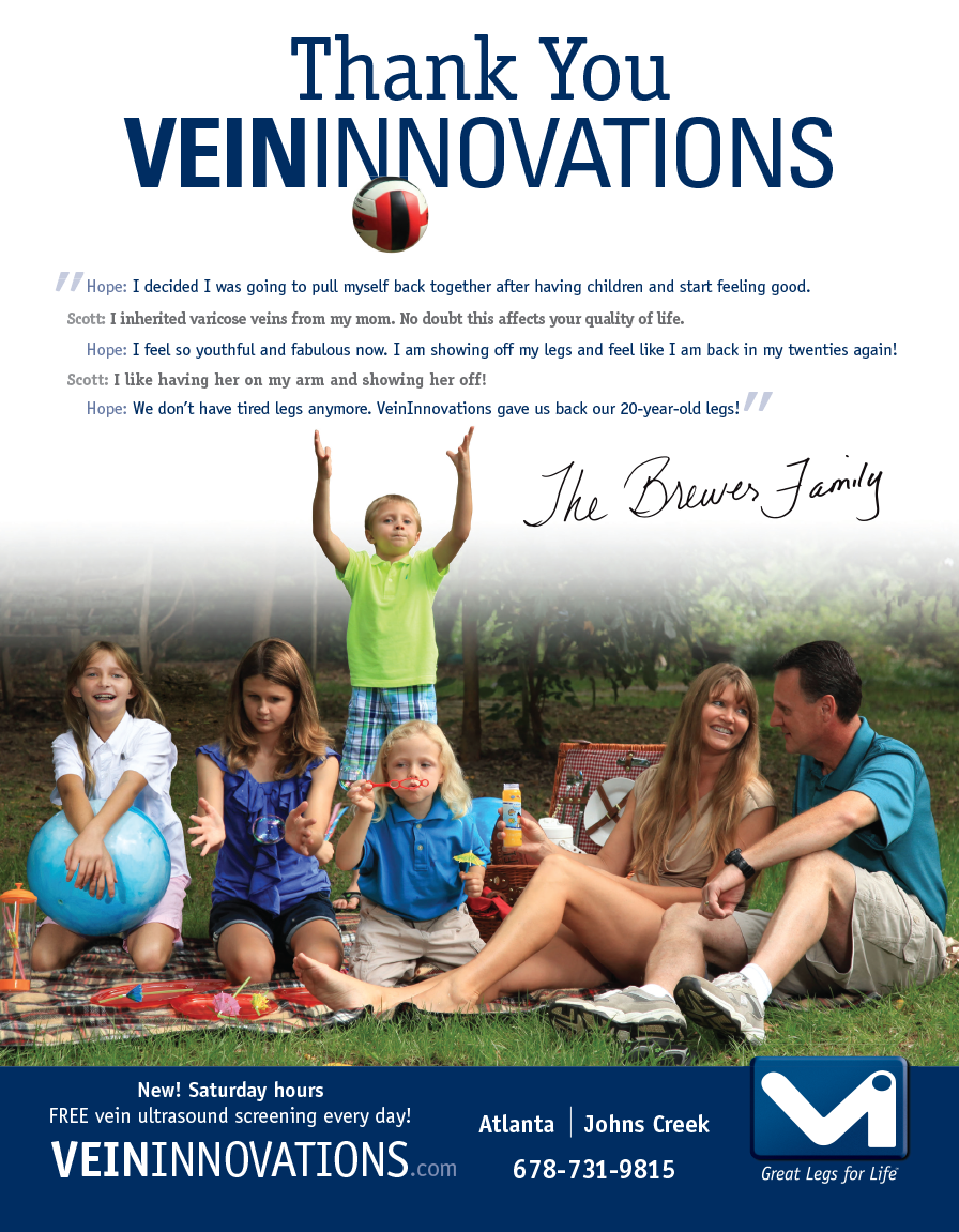 Vein Innovations Thank You